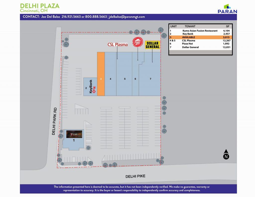 Delhi Plaza Brochure