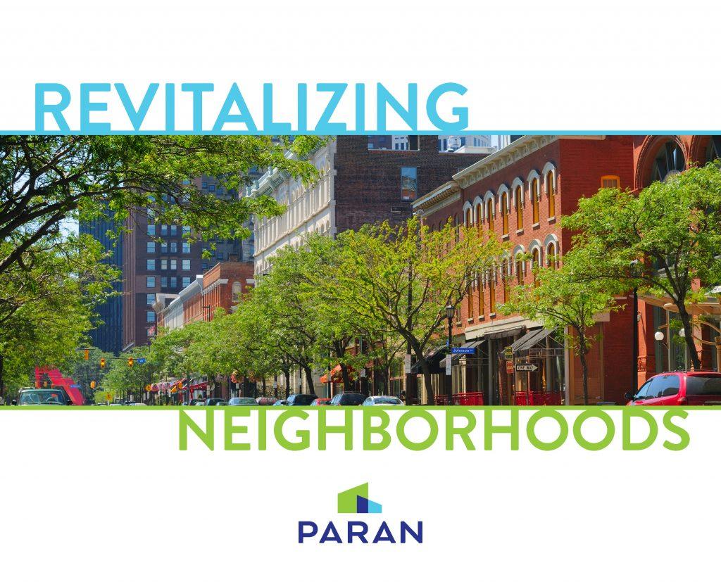 Paran Brochure - Revitalizing Neighborhoods